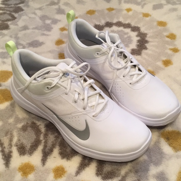 4689991776ce9 New Nike Ladies Golf Shoes Spikeless 7.5 NWT